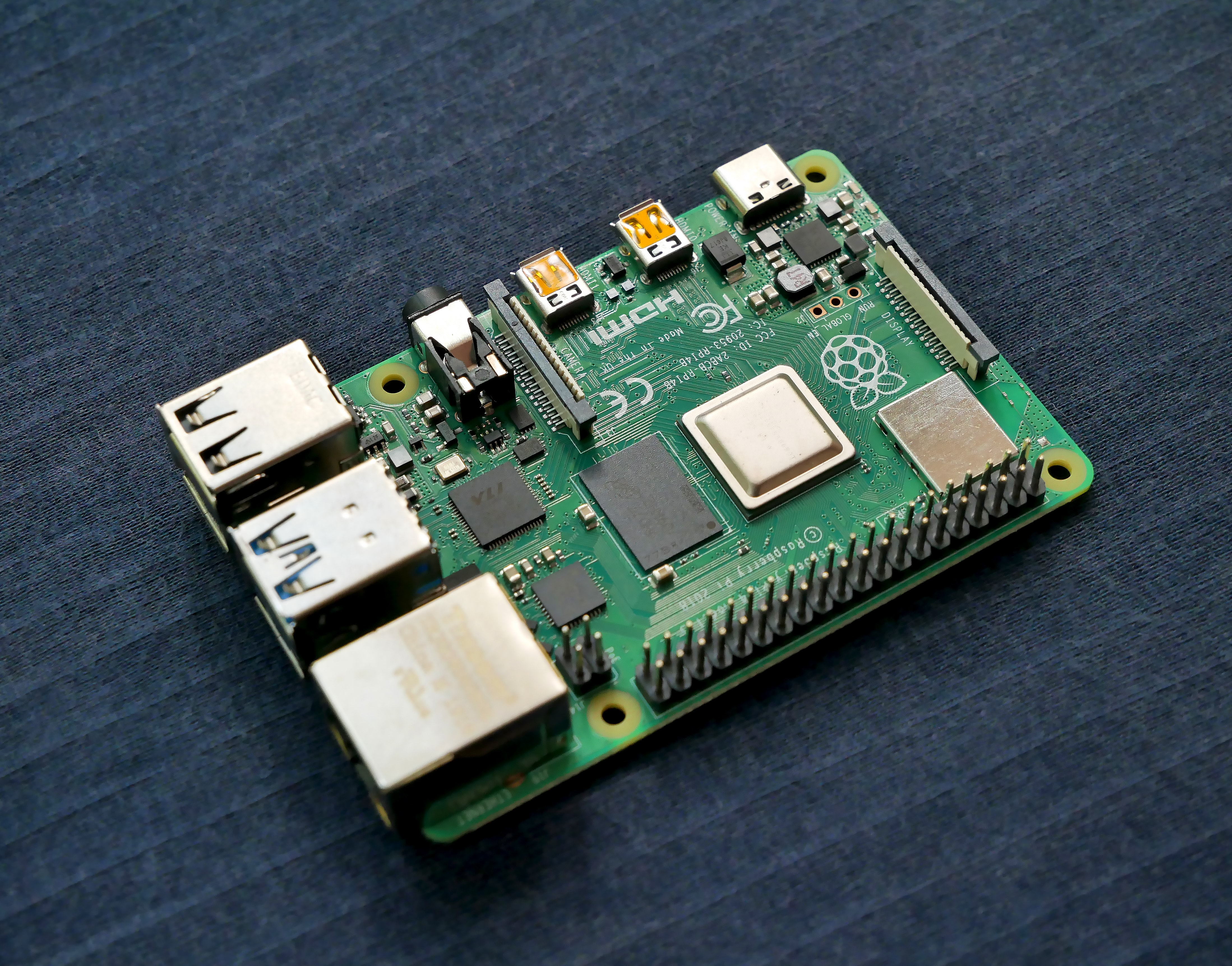 image from Setting up ghost in raspberry pi for free